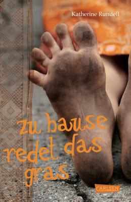 """""""Zu Hause redet das Gras"""" von Katherine Rundell, Kinderbuch"""
