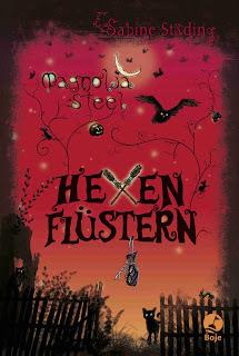"""""""Hexenflüstern"""" von Sabine Städing, Kinderbuch"""