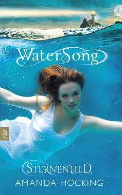 """""""Watersong - Sternenlied"""" von Amanda Hocking, Jugendbuch"""