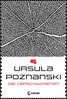 """""""Die Verschworenen"""" von Ursula Poznanski, Jugendbuch"""