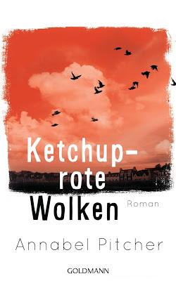 """""""Ketchuprote Wolken"""" von Annabel Pitcher, Roman"""
