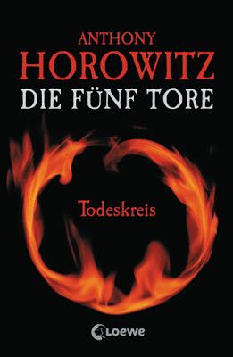 """""""Die fünf Tore. Todeskreis"""" von Anthony Horowitz, Jugendbuch"""