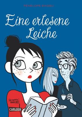 """""""Eine erlesene Leiche"""" von Pénélope Bagieu, Comic"""