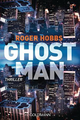 """""""Ghostman"""" von Roger Hobbs, Krimi"""