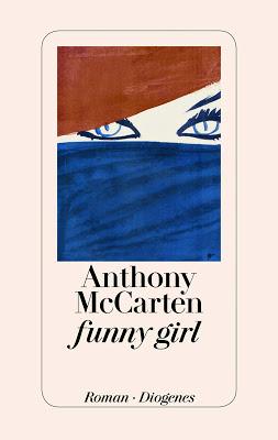 """Funny Girl"" von Anthony McCarten, Roman"