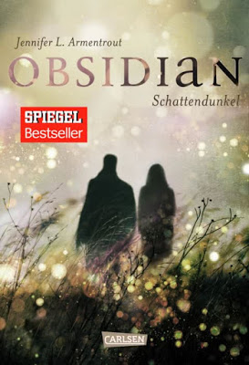 """Obsidian # 1 - Schattendunkel"" von Jennifer L. Armentrout, Jugendbuch"