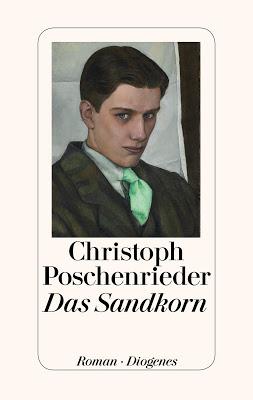 """""""Das Sandkorn"""" von Christoph Poschenrieder, Roman"""
