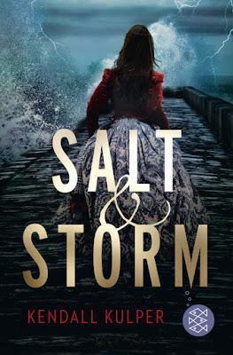 """""""Salt & Storm - Für ewige Zeiten"""" von Kendall Kulper, Jugendbuch"""