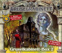 "Hörbuch ""Gruselkabinett"""