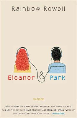"""""""Eleanor & Park"""" von Rainbow Rowell, Jugendbuch"""