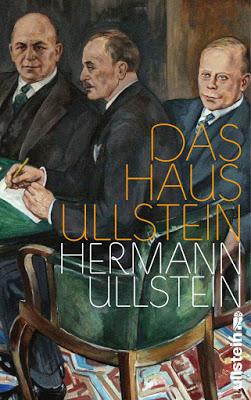 """""""Das Haus Ullstein"""" von Hermann Ullstein, Biografie"""