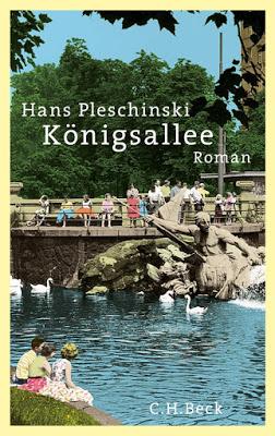 """""""Königsallee"""" von Hans Pleschinski, Biografie"""