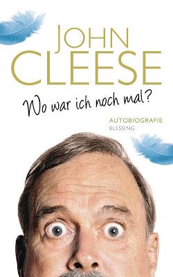 """""""Wo war ich noch mal?"""" von John Cleese, Autobiografie"""