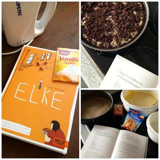 """""""Elke - Ein schmales Buch über die Wirkung von Kuchen"""" von Christian Duda, Jugendbuch"""