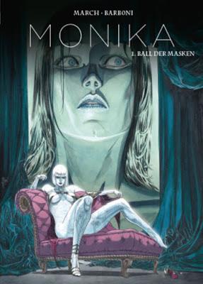 """""""Monika"""" von Guillem March und Thilde Barboni, Comic"""