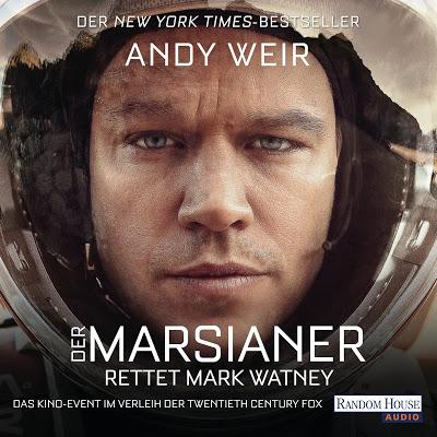 """""""Der Marsianer"""" von Andy Weir, Hörbuch"""