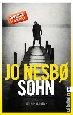 """""""Der Sohn"""" von Jo Nesbø, Thriller"""