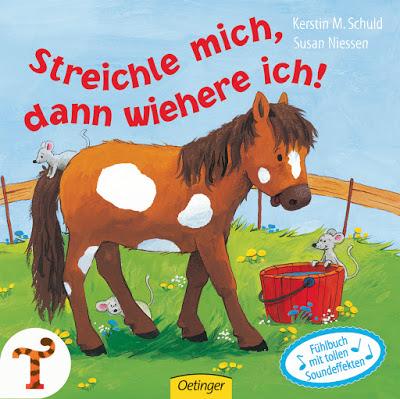 """""""Streichle mich, dann wiehere ich! von Susann Niessen"""