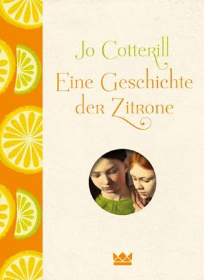 """""""Eine Geschichte der Zitrone"""" von Jo Cotterill, Jugendbuch"""