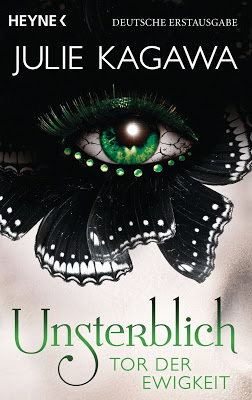 """""""Unsterblich #3 - Tor der Ewigkeit"""" von Julie Kagawa, Jugendbuch"""