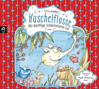 """""""Kuschelflosse: Der knifflige Schlürfofanten-Fall"""" von Nina Müller, Hörbuch"""