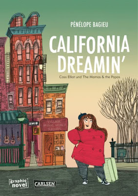 """California Dreamin'"" von Pénélope Bagieu, Graphic Novel"