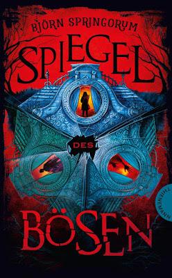 """""""Spiegel des Bösen"""" von Björn Springorum, Jugendbuch"""
