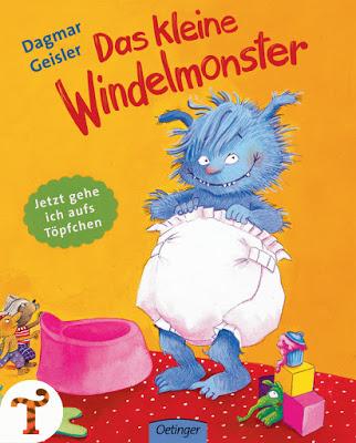 """""""Das kleine Windelmonster"""" von Dagmar Geisler"""