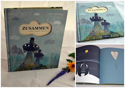 """""""Zusammen unter einem Himmel"""" von Britta Teckentrup, Kinderbuch"""
