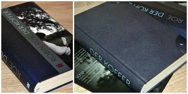 """""""Der Koffer"""" von Robin Roe, Jugendbuch"""