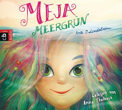 """""""Meja Meergrün"""" von Erik Ole Lindström, Hörbuch"""