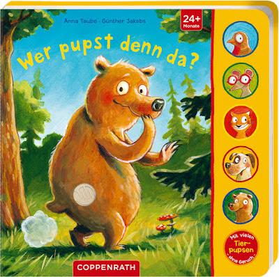 """""""Wer pupst denn da?"""" von Anna Taube und Günther Jakobs, Kinderbuch"""