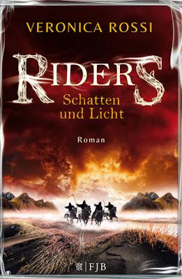 """""""Riders - Schatten und Licht"""" von Veronica Rossi, Jugendbuch"""