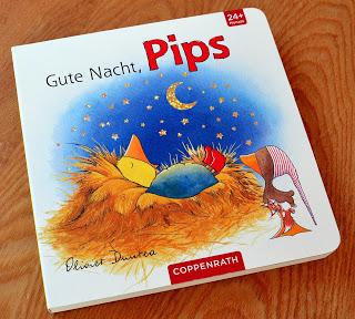 Gute Nacht, Pips - Kinderbuch