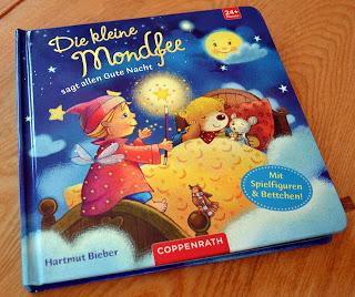 Die kleine Mondfee sagt allen Gute Nacht, Kinderbuch