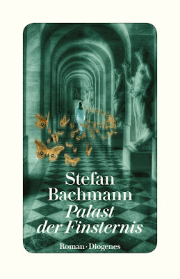 """""""Palast der Finsternis"""" von Stefan Bachmann, Roman"""