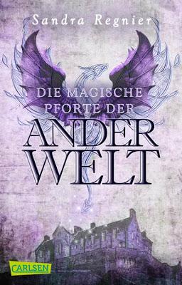 """""""Die magische Pforte der Anderwelt"""" Spin-off der Pan-Trilogie von Sandra Regnier, Jugendbuch"""