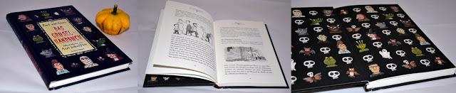 """""""Das Gruselhandbuch"""" von Paul van Loon und Axel Scheffler, Kinderbuch"""