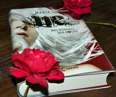 """""""Young Elites - Das Bündnis der Rosen"""" von Marie Lu, Jugendbuch"""