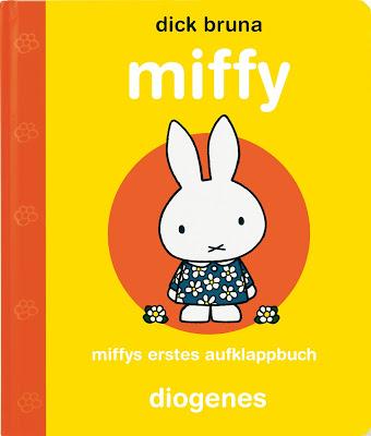 """""""Miffys erstes Aufklappbuch"""" von Dick Bruna, Kinderbuch"""