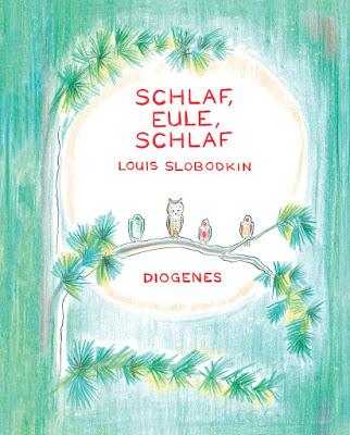 """""""Schlaf, Eule, schlaf"""" von Louis Slobodkin, Kinderbuch"""