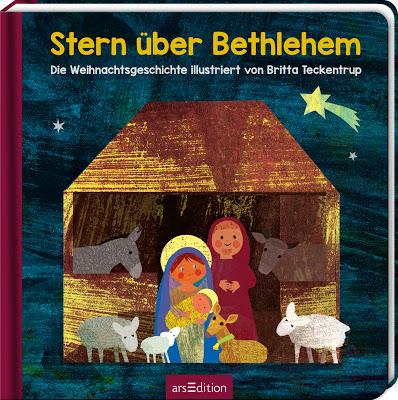 """""""Stern über Bethlehem - Die Weihnachtsgeschichte"""", Kinderbuch"""