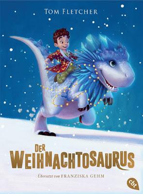 """""""Der Weihnachtosaurus"""" von Tom Fletcher, Kinderbuch"""