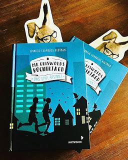 Mr Griswolds Bücherjagd - Das Spiel beginnt, Kinderbuch