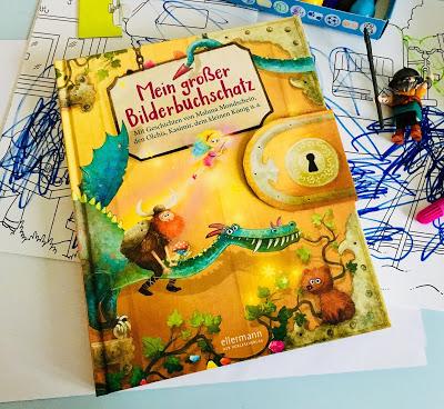 Mein großer Bilderbuchschatz, Kinderbuch