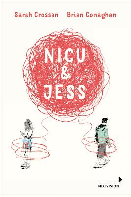 """""""Nicu & Jess"""" von Sarah Crossan und Brian Conaghan, Jugendbuch"""