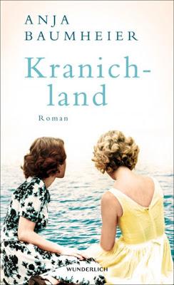 """""""Kranichland"""" von Anja Baumheier, Roman"""