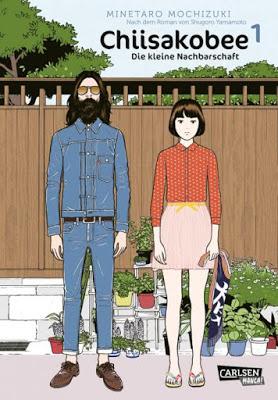 """""""Chiisakobee 1 - Die kleine Nachbarschaft"""" von Minetaro Mochizuki, Manga"""