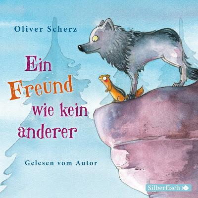 """""""Ein Freund wie kein anderer"""" von Oliver Scherz, Hörbuch"""