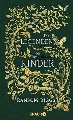 """""""Die Legenden der besonderen Kinder"""" von Ransom Riggs, Kurzgeschichten"""